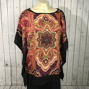 Art and Soul Mumu Style square top L (711)